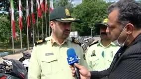 دستگیری باند موتور دزدان و ماشین دزدهای تهران!