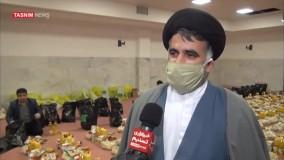 سبقت کردستانی ها در کمک های مؤمنانه