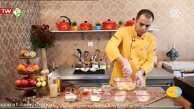 طرز تهیه زولبیا خانگی
