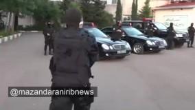 دستگیری اوباش عامل تیراندازی در آمل