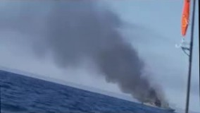 گفتگو با ماهیگیران که به کمک مجروحین ناوچه کنارک رفتند
