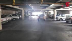 دخمه دلالان خودروهای زیر زمینی در قلب تهران