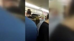 وضعیت متروی تهران و امکان شیوع کرونا!