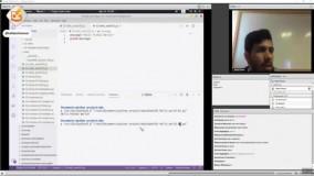دوره آنلاین برنامه نویسی پایتون-نمونه تدریس