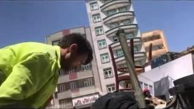 جابجایی اشیا تاریخی موزه با خودروی حمل زباله!!!