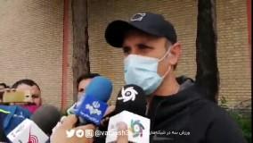 گلمحمدی: دوست دارند بهخاطر خودشان فوتبال تعطیل شود!