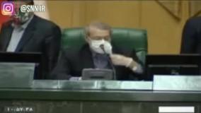 شوخی لاریجانی در آخرین روز مجلس دهم