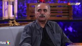 """رستویی: مطرب را به خاطر """"عباس قادری"""" بازی کردم!"""