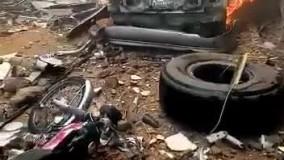 جزئیات سقوط هواپیمای مسافربری پاکستان