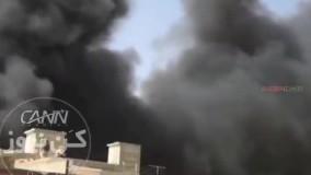 سقوط هواپیمای مسافری پاکستان با ۹۰ سرنشین