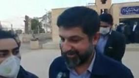 واکنش استاندار خوزستان به اتهام گرفتن ۲۰۰هزار دلار