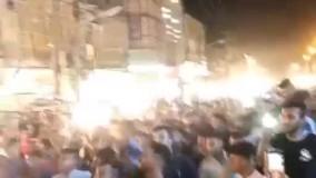 تجمع  عید فطر  با شعار شکست کرونا