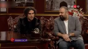 رضا یزدانی درآمد عجیبش را در برنامه دورهمی فاش کرد