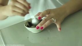 اسکراب صورت و بدن با چای کیسه ای