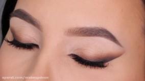 آموزش آرایش چشم روباهی