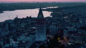 ویدئوی زیبا از روز و شب استانبول