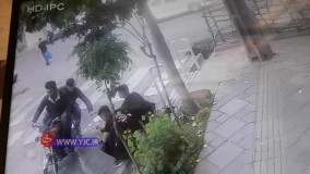 سریعترین سرقت گوشی موبایل در تهرانپارس