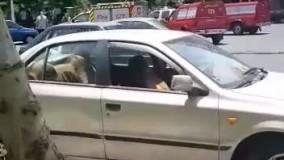 دستور وزیر کار مانع خودکشی فرد معترض شد