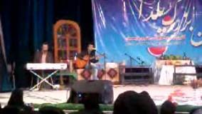 کنسرت شب یلدای مجید اصلاح پذیر در کازرون بیاد مرتضی پاشایی
