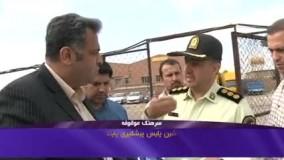 احتکار بیش از ۴۰۰ خودروی صفر در غرب تهران