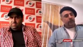 حمله مجری تلویزیون به مجریان بیادب صداوسیما