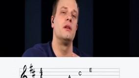 نت خوانی (چطور برگ موزیک رو بخونیم؟)