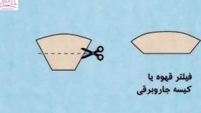 تولید ماسک خانگی