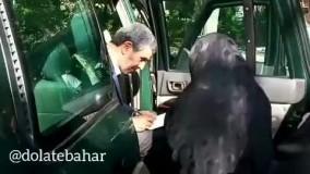 احمدی نژاد همچنان فاز ریاست جمهوری دارد!