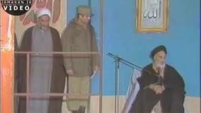 بیانات امام خمینی در جمع دانشجویان افسری برای نخستین بار درباره نقد تحمیل عقاید