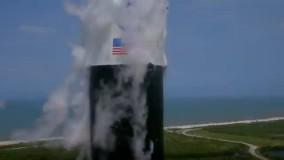 پرتاب موشک سرنشین دار demo_2 دقایقی قبل با موفقیت انجام شد.