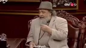 شریفی نیا به مهران مدیری: کاپشنت فاجعه بود