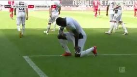 خلاصه بازی مونشن گلادباخ 4 - یونیون برلین  1