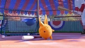 انیمیشن شاد کودکانه خرگوش های خورشیدی - قسمت 102- Sunny Bunnie