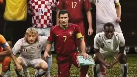 علی دایی در جمع ستارگان جام جهانی ۲۰۰۶