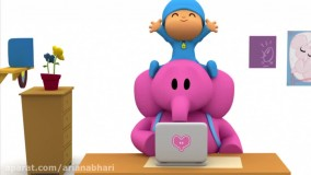 انیمیشن پوکویو (POCOYO) قسمت 115