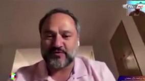 رامبد جوان: قصد ترک ایران را ندارم