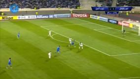 گل تیام در جمع ۵ گل برتر لیگ قهرمانان آسیا