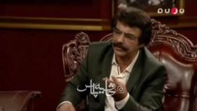 توضیح علیرضا افتخاری درباره ماجرای بغل کردن احمدی نژاد