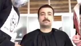 تبدیل احمد مهرانفر به ارسطو عامل در یک دقیقه!