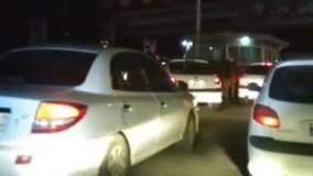 ممانعت از ورود شهروندان غیرساکن به پمپ بنزین شهرک خودمختار محلاتی !