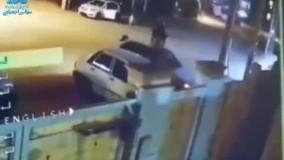 سرقت خودروی یک زن مقابل چشمانش در ماهشهر