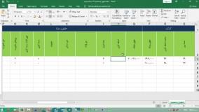 آموزش حسابداری در اکسل | نحوه محاسبه مزایای حقوق در اکسل