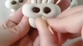 ایده های فوق العاده برای مدل دادن خمیر شیرینی و کوکی👌  هر کی ببینه عاشقشون میشه 😍