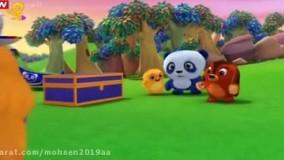 کارتون گردش های سه کوچولو - قسمت 15