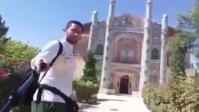 سلفی با آثار تاریخی 31 استان در يك دقیقه