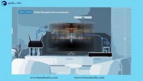 تلویزیون هوشمند HG65AE890UK Samsung Smart 4K UHD TV