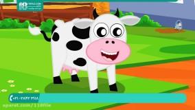 آموزش زبان انگلیسی به کودکان   زبان انگلیسی کودکان ( صداهای حیوانات )