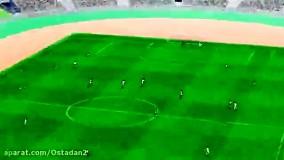 سریال فوتبالیستها با دوبله فارسی سری جدید 2018, قسمت سوم