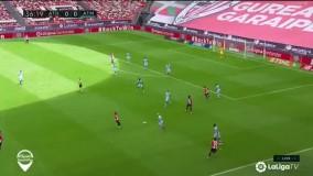 خلاصه بازی اتلتیک بیلبائو 1 - اتلتیکو مادرید 1