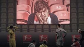 فوتبال۱۲۰ | حذف تماشاگر؛ ضربه بزرگ به فوتبال آلمان